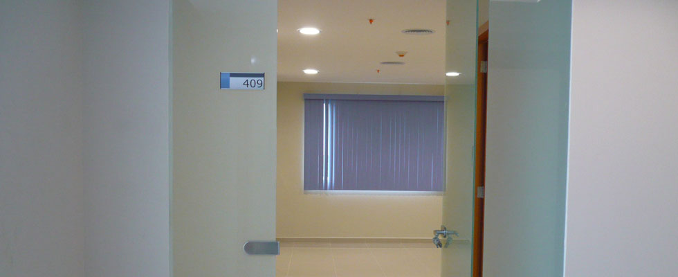 Entrada consultorio